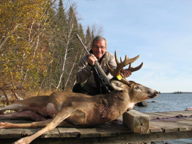 2011 Muzzle Loader Whitetail Hunt