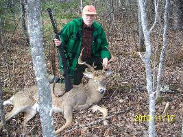 2010 muzzle loader success